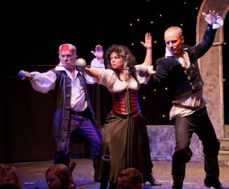 Cirencester Operatic Society's recent 100th show - The Pirates of Penzance
